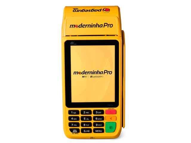 Máquina Moderninha Pro