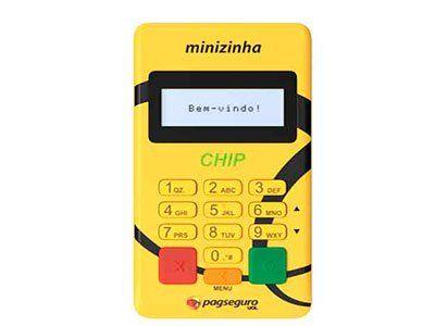 Máquina de cartão de crédito e débito para casa noturna