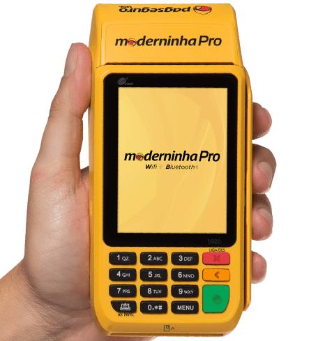 maquina-cartao-moderninha-pagseguro-uol