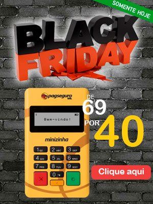 Black Friday 2019 Minizinha