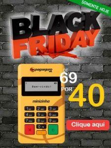 Black Friday Minizinha