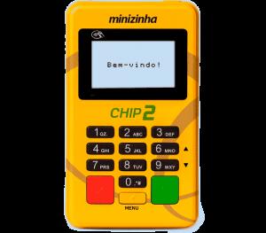 Minizinha Chip 2 como funciona
