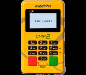 Minizinha Chip 2 onde comprar