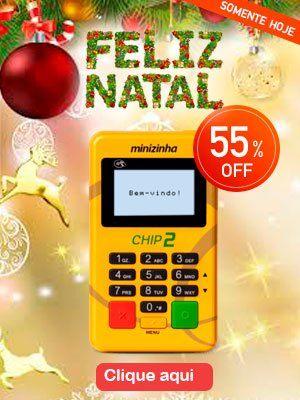 Promoção Minizinha Natal