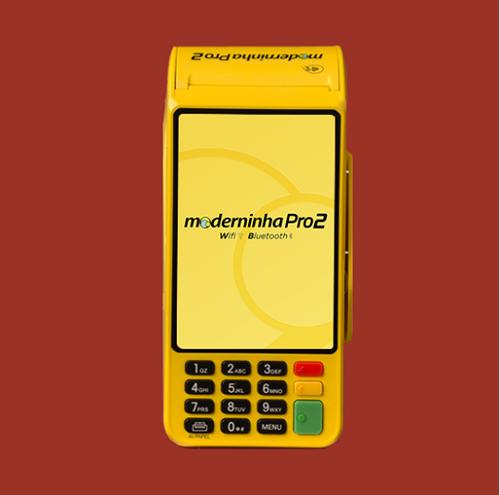 Máquina de cartão Moderninha onde comprar