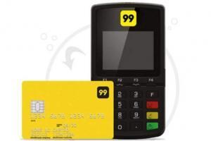 Máquina de cartão para 99 Pop