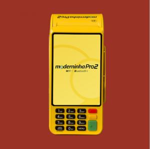 Moderninha Pro 2 taxas