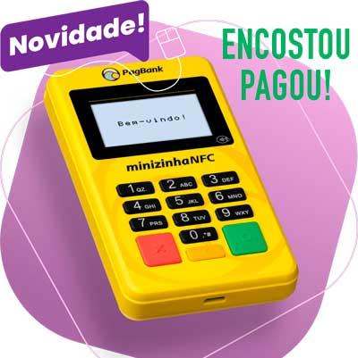 Nova Minizinha NFC