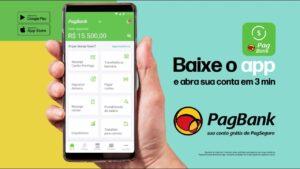 PagBank bolsa merenda